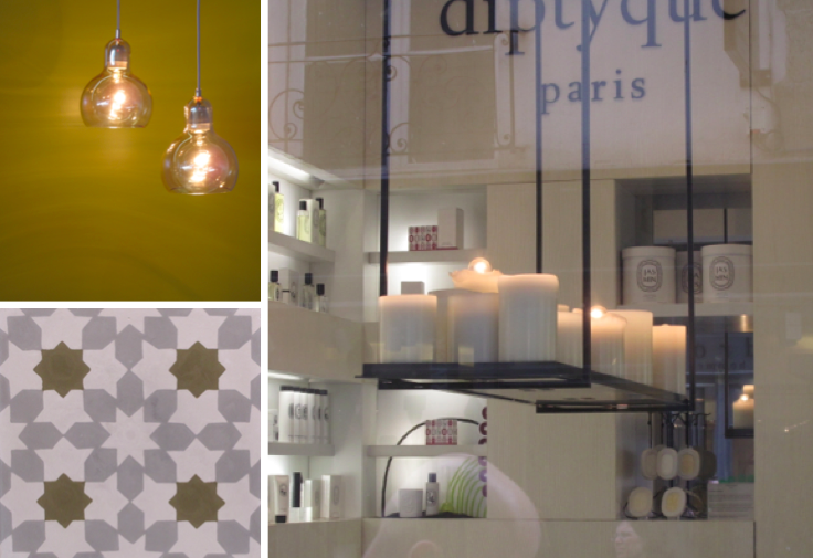ocker schwarz weiss lys blog. Black Bedroom Furniture Sets. Home Design Ideas