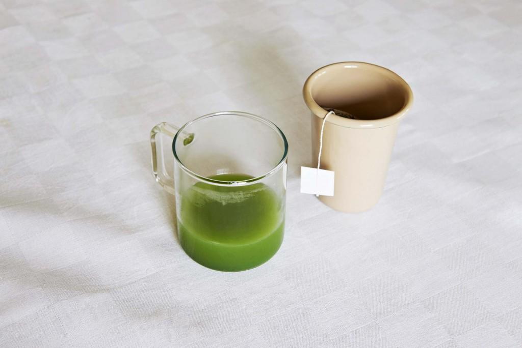 Glass Coffee Mug_Enamel Mug brown