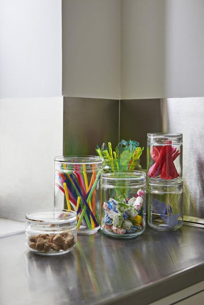 Japanese Glass Jar